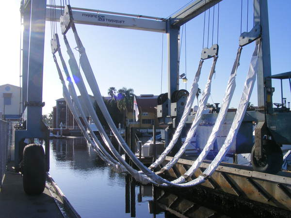 Maritime Boat Transport Yacht Hauling Trailering